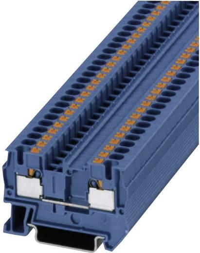 Push-In Durchgangsklemmen PT PT 4 BU Phoenix Contact Blau Inhalt: 1 St.