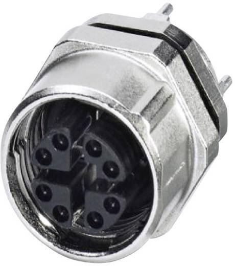 Sensor-/Aktor-Einbausteckverbinder M12 Buchse, Einbau Polzahl: 8P8C Phoenix Contact 1440669 SACC-DSIV-FS-8CON-L180-10G