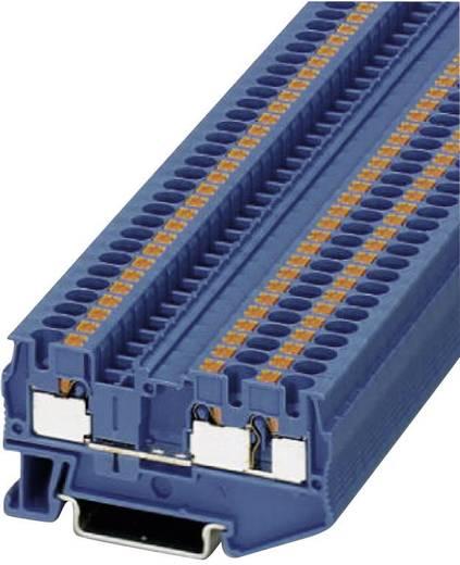 Push-In Dreileiterklemmen PT-TWIN PT 4-TWIN BU Phoenix Contact Blau Inhalt: 1 St.