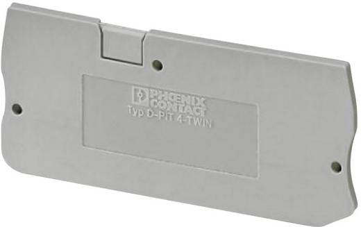 Deckel D-PT 4-TWIN Phoenix Contact Inhalt: 1 St.