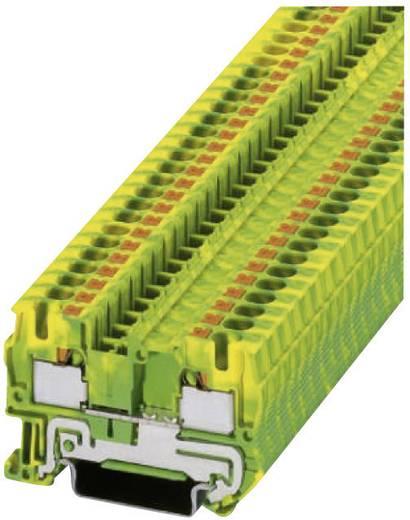 Push-In Schutzleiterklemme PT-PE PT 4-PE Phoenix Contact Grün-Gelb Inhalt: 1 St.