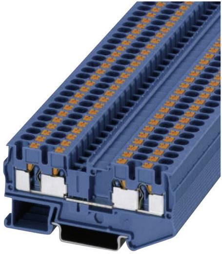 Push-In Vierleiterklemmen PT-QUATTRO PT 4-QUATTRO BU Phoenix Contact Blau Inhalt: 1 St.