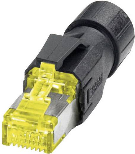 RJ45-Steckverbinder, IP20 - CAT 6A VS-08-RJ45-10G/Q Phoenix Contact Inhalt: 1 St.