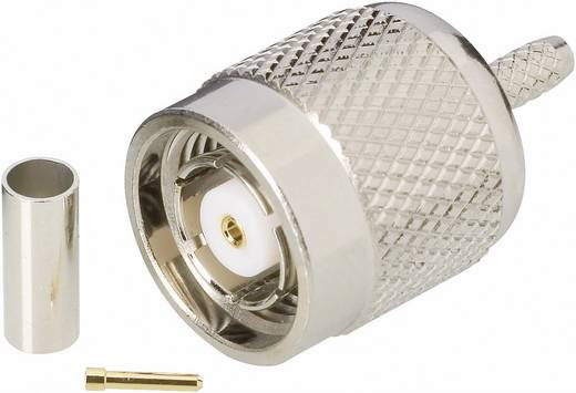 TNC-Reverse-Steckverbinder Stecker, gerade 50 Ω BKL Electronic 0419400 1 St.