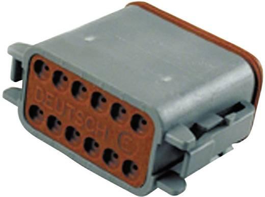 Steckverbinder DT-Serie Pole: 12 Buchsengehäuse 13 A DT 06-12 SA-CE06 TE Connectivity 1 St.