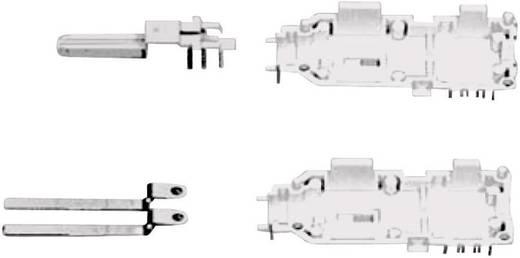 Steckerbausätze Steckerbausatz 1 Doppelader 6624 2 201-00 Grau ADC Krone Inhalt: 1 St.
