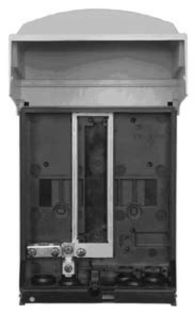 Distributore esterno Distributore esterno con staffa di montaggio 2 x 73 45 75 BC 30 ADC Krone Contenuto: 1 pz.