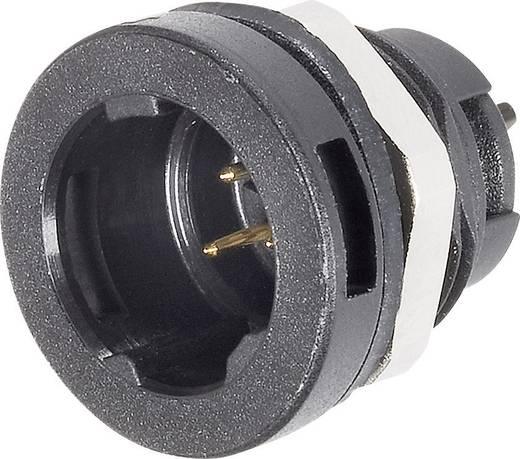 Rundstecker Stecker, Einbau Serie (Rundsteckverbinder): 420 Gesamtpolzahl: 5 09-4715-00-05 Binder 20 St.