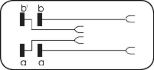 LSA-PLUS-NT®-Prüfschnur NT-Prüfschnur zum gezielten Test in beide Richtungen 1 Doppelader 7014 2 004-00 Weiß