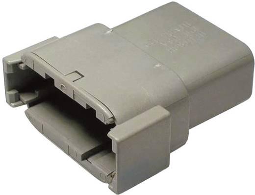 Steckverbinder DTM-Serie Pole: 12 Buchsengehäuse 7.5 A DTM 04-12 PA TE Connectivity 1 St.