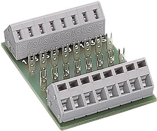 Baustein zum Selbstbestücken, Schienenmontierbar 0.08 - 2.5 mm² 289-131 WAGO Inhalt: 1 St.