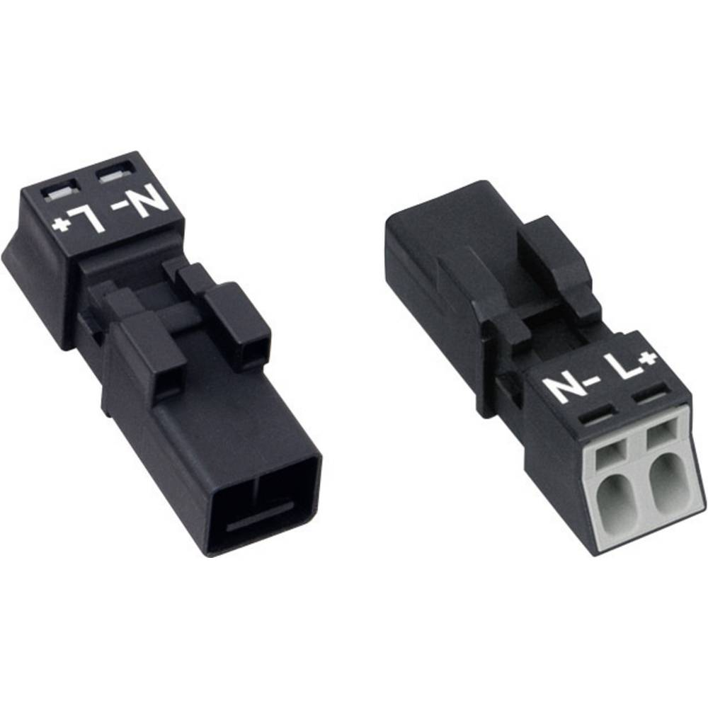 netz steckverbinder winsta mini serie netzsteckverbinder winsta mini stecker gerade. Black Bedroom Furniture Sets. Home Design Ideas