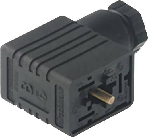 Leitungsdose mit Elektronikeinsatz Schwarz GML 209 NJ GB1 Pole:2 + PE Hirschmann Inhalt: 1 St.