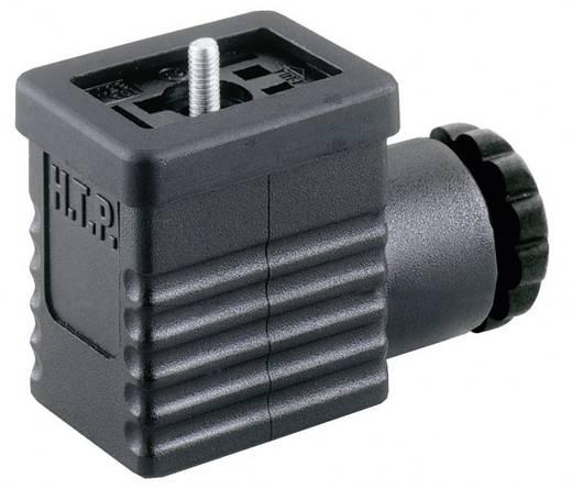 Ventilstecker Schwarz M2NS2000 Pole:2 + PE HTP Inhalt: 1 St.