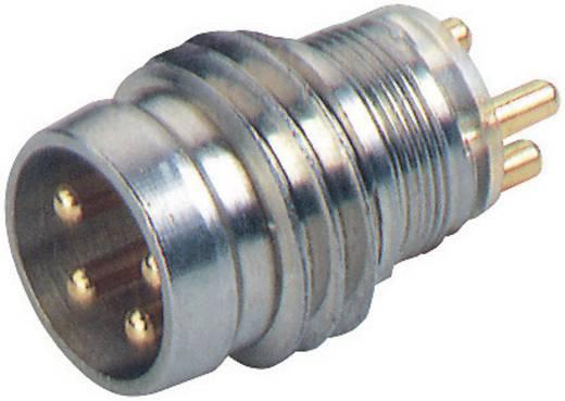 Sensor-/Aktor-Einbausteckverbinder M8 Stecker, Einbau Polzahl: 4 Hirschmann 933 393-001 ELST 4408 RV KM 1 St.
