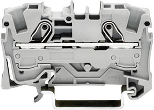 Durchgangsklemme 7.50 mm Zugfeder Belegung: L Grau WAGO 2006-1201 1 St.