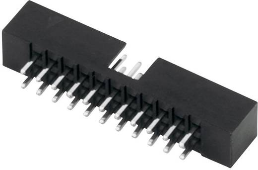 Stiftleiste Rastermaß: 2 mm Polzahl Gesamt: 16 Anzahl Reihen: 2 W & P Products 1 St.