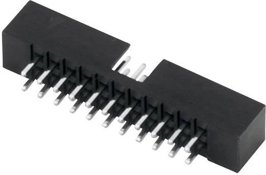 Stiftleiste Rastermaß: 2 mm Polzahl Gesamt: 40 Anzahl Reihen: 2 W & P Products 1 St.