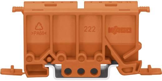 Befestigungsadapter WAGO 222-500 222-500 Orange 1 St.