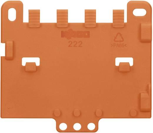 Zugentlastungsplatte WAGO 222-505 Orange 1 St.
