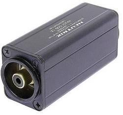 Adaptateur XLR Neutrik NA2M-D0B-TX XLR mâle - Cinch / RCA femelle 1 pc(s)