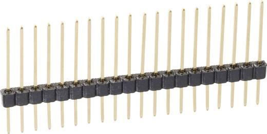 Stiftleiste RM 1,27 mm SLM N 1/063/ 20/Z Fischer Elektronik Inhalt: 1 St.