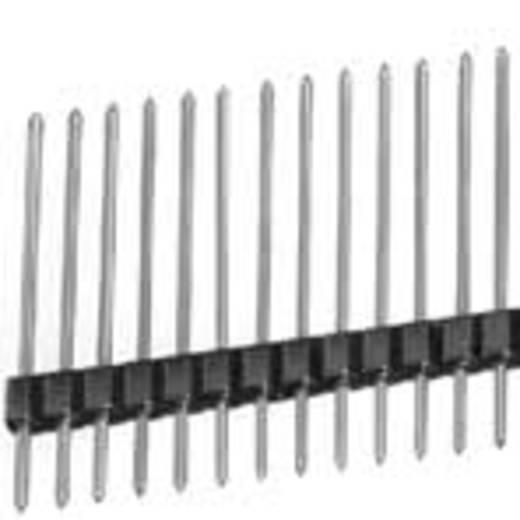 Stiftleiste RM 1,27 mm SLM N 1/063/ 20/G Fischer Elektronik Inhalt: 1 St.