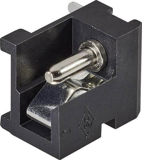 Niedervolt-Steckverbinder Buchse, Einbau horizontal 5.5 mm 2.1 mm Cliff DC-12A 1 St.