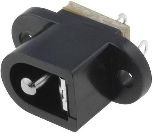 Niedervolt-Steckverbinder Buchse, Einbau horizontal 5.5 mm 2.1 mm Cliff DC-13A 1 St.