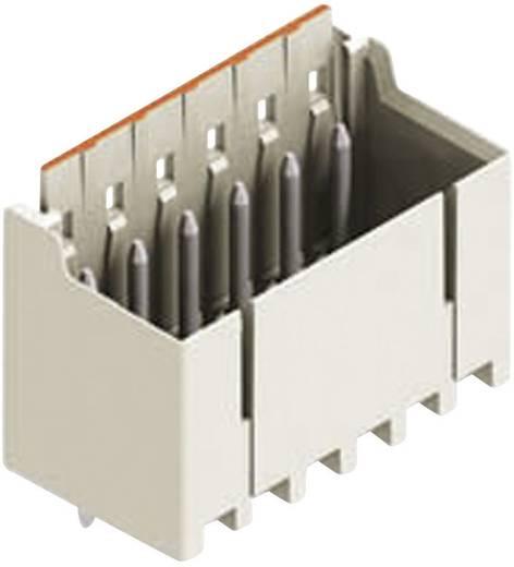 Durchführungsklemme 2091 Polzahl Gesamt 4 WAGO 2091-1404 Rastermaß: 3.50 mm 1 St.