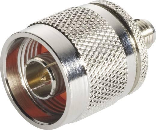 SMA-Adapter SMA-Buchse - N-Stecker BKL Electronic 0409046 1 St.