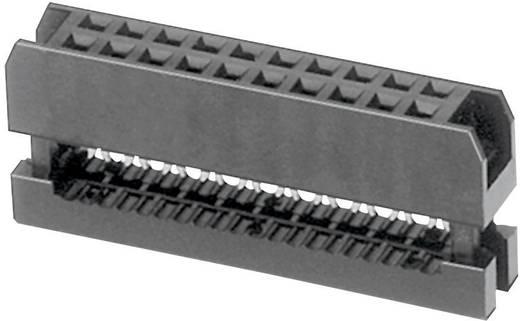 Pfosten-Steckverbinder Rastermaß: 2 mm Polzahl Gesamt: 6 W & P Products 1 St.