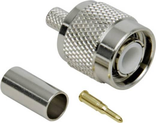 TNC-Steckverbinder Stecker, gerade 50 Ω BKL Electronic 405000 1 St.