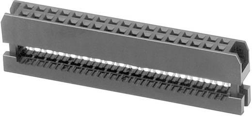 W & P Products Pfosten-Steckverbinder Rastermaß: 2 mm Polzahl Gesamt: 26 Anzahl Reihen: 2 1 St.