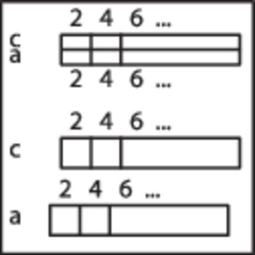 Übergabebaustein für Steckverbinder nach DIN 41 612