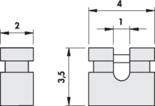 Codierbrücke CAB... Pole: 2 CAB 10 G S Fischer Elektronik