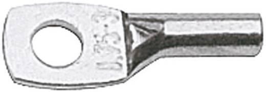 Rohrkabelschuh mit Sichtloch 180 ° M4 2.5 mm² Loch-Ø: 4.3 mm Klauke 93R4 1 St.