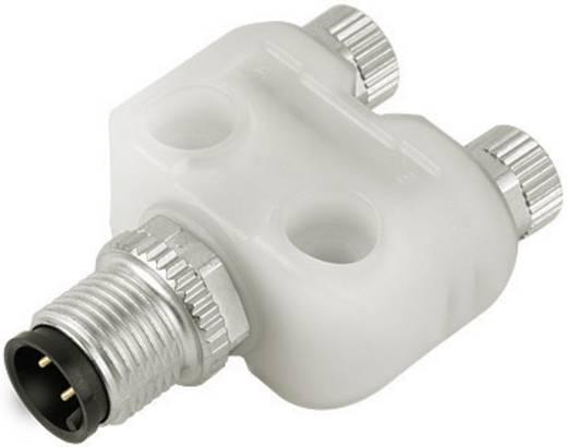 Sensor-/Aktor-Verteiler und Adapter M12, M8 Adapter, Y-Form Polzahl: 4 Binder 79-5232-00-04 20 St.