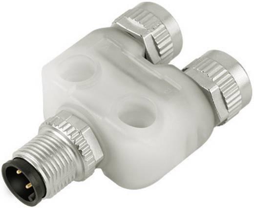 Sensor-/Aktor-Verteiler und Adapter M12 Adapter, Y-Form Polzahl (RJ): 4 Binder 79-5236-00-04 1 St.