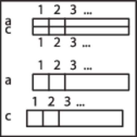 Übergabebaustein für Steckverbinder nach DIN 41 612 JUNCT.MOD.DIN 41612 MALE CONN.HORIZ. WAGO Inhalt: 1 St.