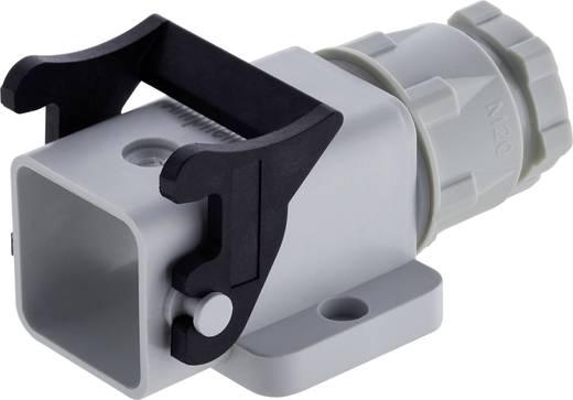Sockelgehäuse mit Gewindestutzen, mit Verschraubung, 1 Kabelabgang Amphenol C146 10N003 500 4 1 St.