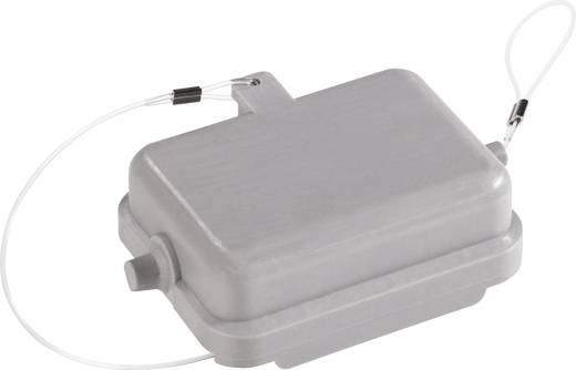 Schutzdeckel mit 4 Bolzen für Anbau-, Sockel-, Kupplungsgehäuse, Fangschnur mit Kabelschuh Serie H-B 10 H-B 10 10047000