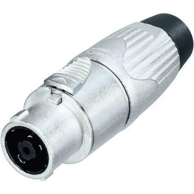 Lautsprecher-Steckverbinder Stecker, gerade Polzahl: 8 Silber Neutrik NLT8FX 1 St. Preisvergleich