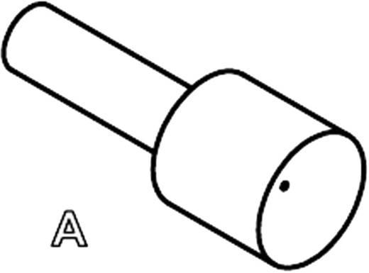 PTR 1010-A-0.8N-AU-1.5 Präzisions-Prüfstift für Leiterplattenprüfung, Federkontakt