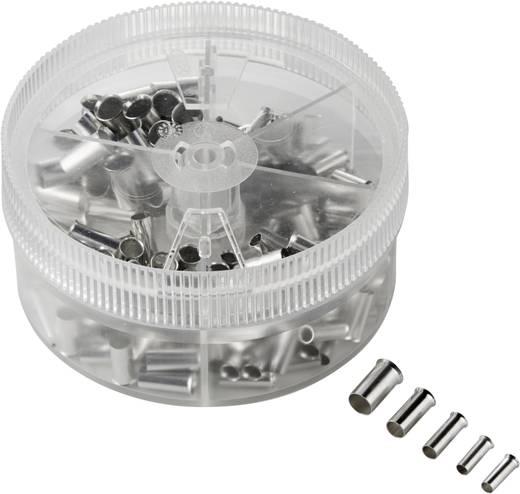 Aderendhülsen-Sortiment 4 mm² 16 mm² Metall Vogt Verbindungstechnik 737009 230 St.