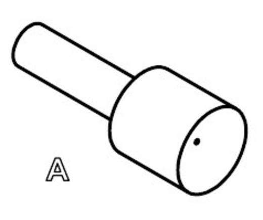 PTR 1015-A-0.7N-AU-1.8 Präzisions-Prüfstift für Leiterplattenprüfung, Federkontakt