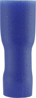 Cosse clip 4.8 mm x 0.8 mm Vogt Verbindungstechnik 396208 1.50 mm² 2.50 mm² entièrement isolé bleu 1 pc(s)
