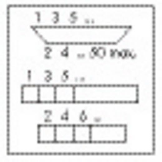 Übergabebaustein D-SUB-Stiftleiste JUNCTION MOD.SUB-D-MALE CONN.9 POLES WAGO Inhalt: 1 St.