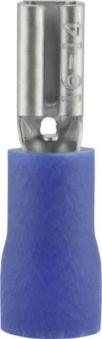 Cosse clip 2.8 mm x 0.8 mm Vogt Verbindungstechnik 389908 1.50 mm² 2.50 mm² partiellement isolé bleu 1 pc(s)