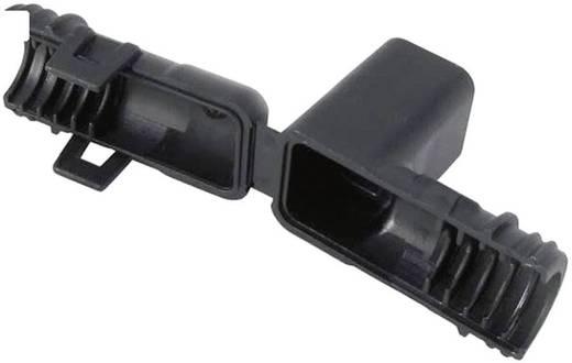 Zugentlastungs-Gehäuse 90° Pole: 3 90° 13 A 1011-260-0305 TE Connectivity 1 St.